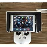Anbee® DJI Phantom 3 4 Inspire 1 FPV Monitor Sonnenschirm Sonnenverdeck für Tablette MID iPad Mini iPad Air Air 2 Galaxy Tab Pro S, 5.5inch Mobiltelefon iPhone 5 5s 6 6plus Samsung Galaxy S5 S6...