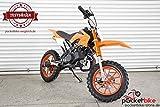 Apollo Dirt Bike 2016 Crossbike 49 cc Pocketbike orange NEU