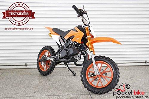 Apollo-Dirt-Bike-2016-Crossbike-49-cc-Pocketbike-orange-NEU
