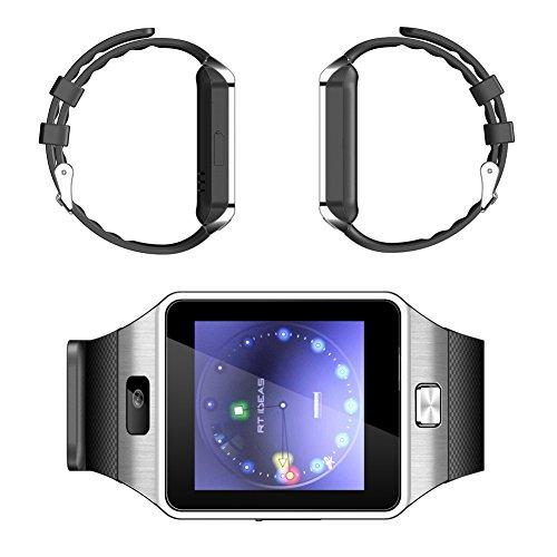 LaTEC-Smart-watch-Bluetooth-schermo-touch-di-156-pollici-Smartwatch-da-polso-con-supporto-SIM-e-32G-TF-con-il-pedometro-e-fotocamera-per-smartphone-Android