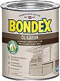 Bondex Öl-Lasur 0,75l - 391322 lichtgrau