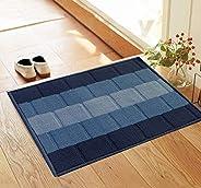 Status™ Floor Door Mat in Home Kitchen Living Area Bathroom Office Entrance with Anti Slip Backing (38x 58 cm,