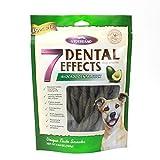 7 Effects Avocado Dental Sticks, praktischer und gesunder Kausnack für Hunde, 15 Stück (1 x 160 g)
