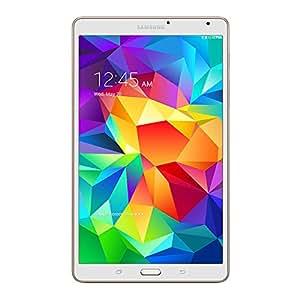 """Samsung SM-T705NZWABTU GALAXY TAB S 8,4 """"LTE Blanc 16 Go"""