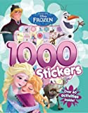 FROZEN 1000 Stickers Book - Colouring Stickers and More!