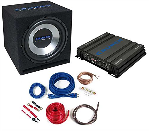 Crunch CBP500 Car-HiFi-Set -