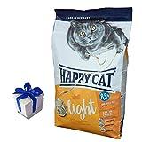 Happy Cat 10 kg Adult Large Light Katzenfutter Gegen Übergewicht Diät + Geschenk