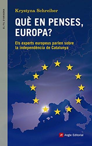 Qué En Penses, Europa? (El fil d'Ariadna)