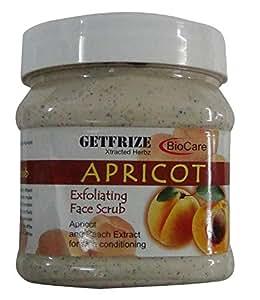 Bio Care Apricot Face Scrub 500ml