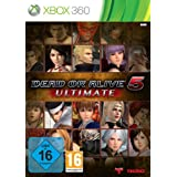 Dead or alive 5 : Ultimate[import allemand]
