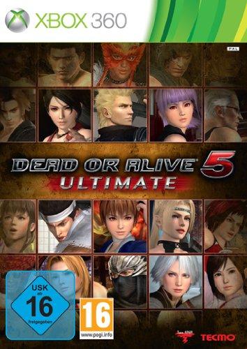 Dead or Alive 5 Ultimate - [Xbox 360] (Xbox 360 Martial Arts)