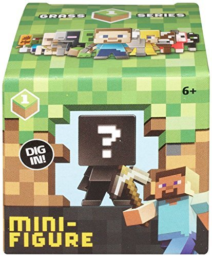 Minecraft 0634573809915 3 Pack Collectible Mini Figure