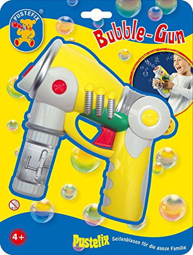 Preisvergleich Produktbild Pustefix 420869640 - Bubble-Pistole 55 ml