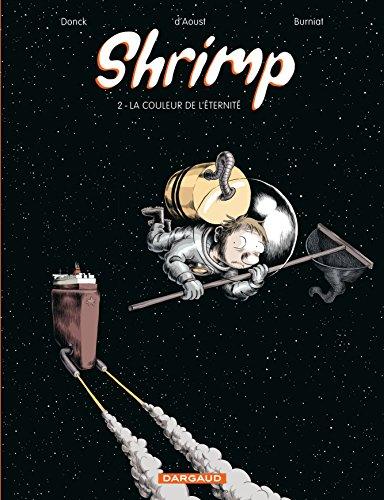 Shrimp - tome 2 - La couleur de l'ternit (2)