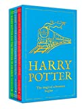 Harry Potter (Three book set, includes Vols 1-3: Philosophers Stone, Chamber of Secrets and Prisoner of Azkaban)