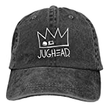 Novelcustom Jeans-Hut Jughead Jones Baseballmütze Sportmütze Adult Trucker Hat Mesh Cap