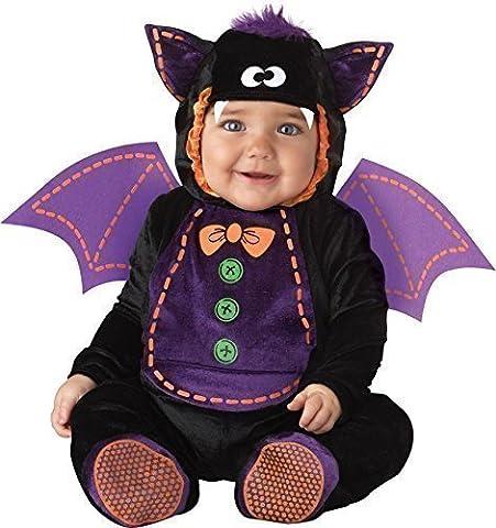 Deluxe Baby Boys Girls Bat Book Day Halloween In Character