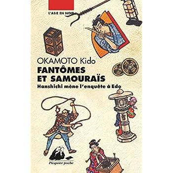 Fantômes et samouraïs : Hanshichi mène l'enquête à Edo