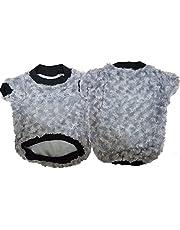 douge couture Super Soft Fur Sweater (18)