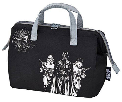 Skater cold purse type lunch bag two-stage lunch for L Star Wars KGA2 by Skater