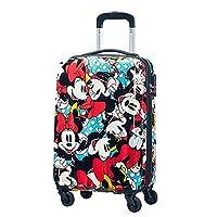 Samsonite American Tourister Disney Legends Spinner Hand Luggage, 55 cm, 32 Litre, Minnie Comics
