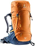Deuter Fox 30 Rucksack, Mango-Midnight, 60 x 24 x 22 cm, 30 L