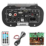 #3: HITSAN Universal Car Subwoofer 30W Hi-Fi Bass Power Amplifier Board With TF USB Bluetooth Function One Piece