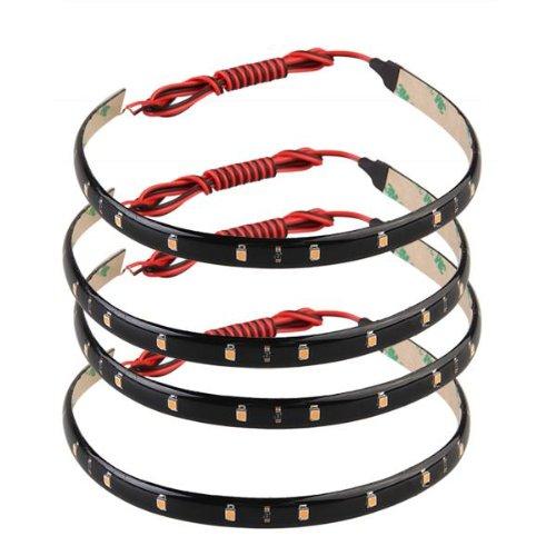 4-x-bande-eclairage-flexible-lampe-15-leds-30cm-12v-etanche-rose