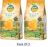 Rasna Native Haat - Alphonso Aamras - 500 g Pack of 2