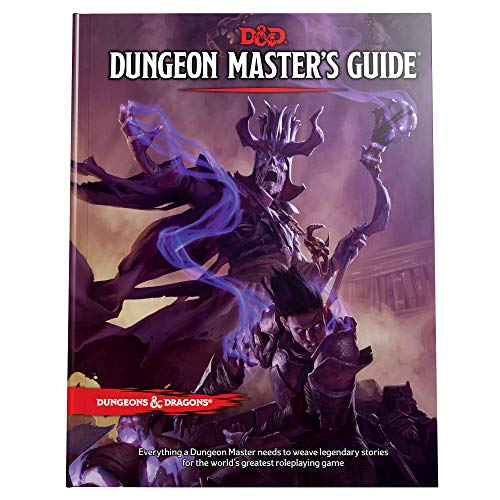 Picture of Dungeon Master's Guide (Dungeons & Dragons Core Rulebooks)