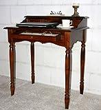 Massivholz Italienischer Sekretär Schreibtisch - Holz