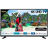 Samsung 138 cm (55 Inches) Super 6 Series 4K UHD LED Smart TV UA55NU6100 (Black) (2019 model)