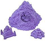 #6: Asian Hobby Crafts Kinetic Sand for Modeling, DIY Crafts, 980g (Purple)