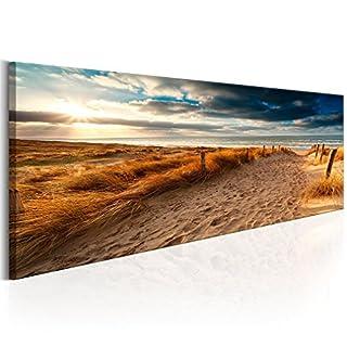 Decomonkey | Bilder Strand 120x40 Cm | 1 Teilig | Leinwandbilder | Bild Auf  Leinwand |