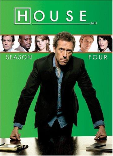 House, M.D.: Season 4 by Hugh Laurie -