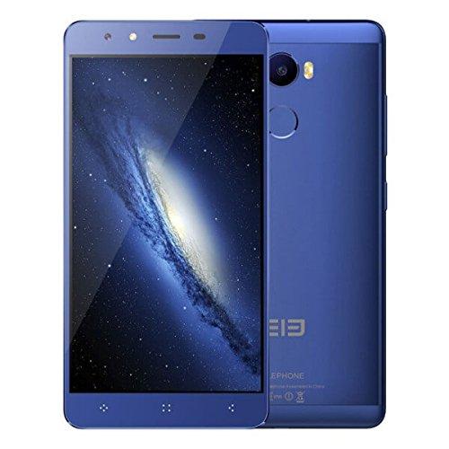 Elephone C1 - Smartphone de 16 GB, Color Azul