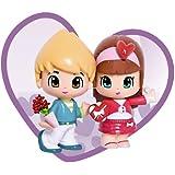 Pin y Pon - 700008151 - Chico Rubia y Chica castaña