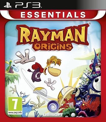 Rayman Origins - essentials [import anglais]