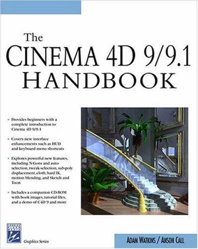 Thomson Digital Flash (The Cinema 4D 9/9.1 Handbook (Graphics Series))