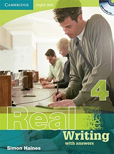 Cambridge English Skills Real Writing 4 with Answers and Audio CD by Simon Haines (2008-06-02)