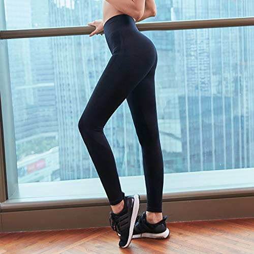 e66548042 YOGOAOO Leggings da Donna New Vital Leggings da Ginnastica Leggings Senza  Cuciture Yoga Pants Girl Sport