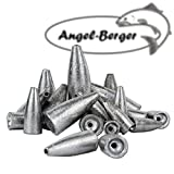 Angel Berger Bullet Weights Texas Carolina Rig