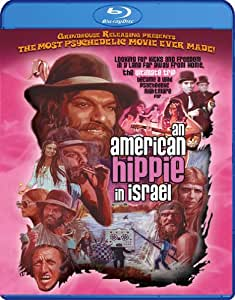 An American Hippie in Israel [Blu-ray] [1972] [US Import]