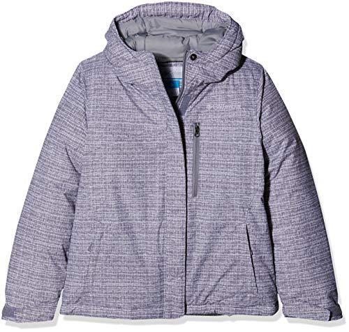 Columbia Wasserabweisende Winterjacke für Mädchen, Alpine Free Fall Jacket, Nylon, Grau (A Preisvergleich