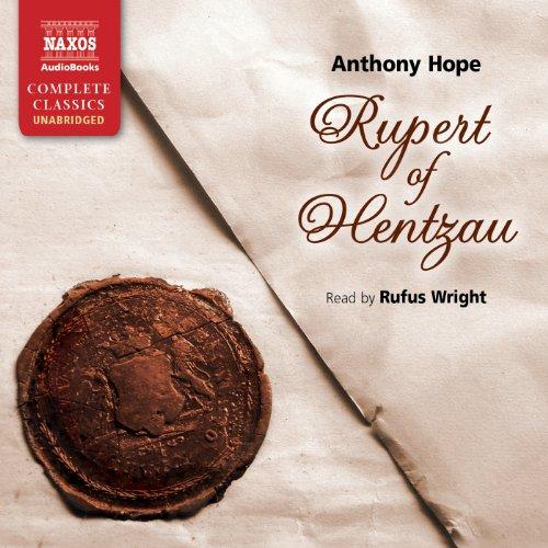 Rupert of Hentzau  Audiolibri