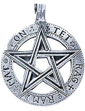 Pentagramm Anhänger aus Zinn Nr.30