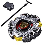#6: iXport™ 4D Metal Fushion Victory Master Beyblade Set with Launcher (Silver)