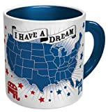 Best The Unemployed Philosophers Guild Hot Mugs - Democratic Dream Heat Changing Coffee Mug - Add Review