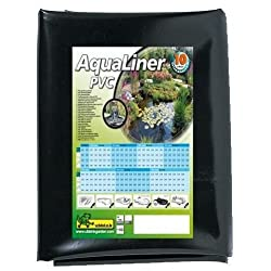 Apollo 4 x 4m x 0.5mm Prepack PVC Pond Liner