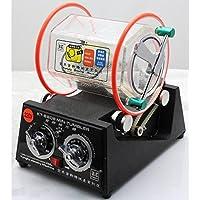 JIAN YA NA Profesional Mini Rotary Joyería pulidora máquina de acabado con grano de pulido libre 45W 220V